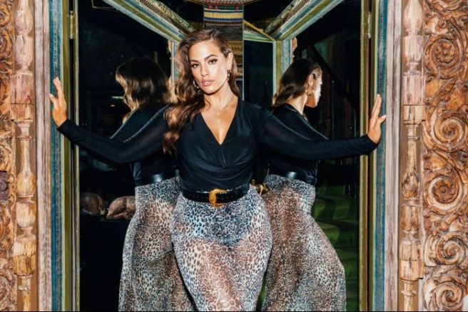 06280f7ad4b20 Plus Size Model Ashley Graham Is Doing A Gorge Collection For  PrettyLittleThing