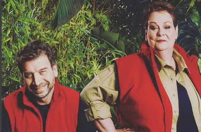 I'm A Celeb's Anne Hegerty looks unrecognisable in throwback pic