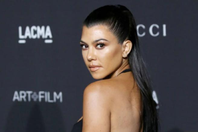 Kourtney Kardashian froze her eggs