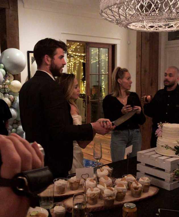 Did Miley Cyrus & Liam Hemsworth Get Married? These Photos Are Causing Speculation!